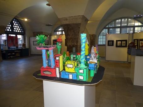 "Projekt ""Traumstadt"" 2. Preis der Jugendstiftung Schmidt"