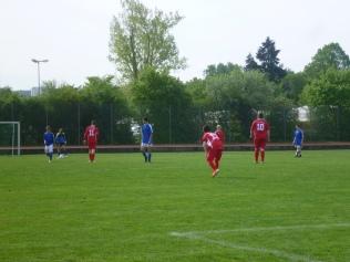 Fußballturnier in Ansbach