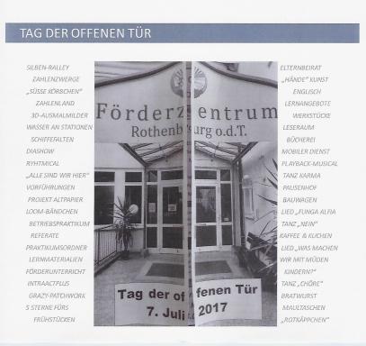 Tag der offenen Tür _ homepage